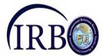 International Relations Bureau Logo
